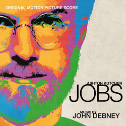 Jobs Colonna sonora (John Debney) - Copertina del CD