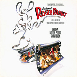 Who Framed Roger Rabbit Soundtrack (Alan Silvestri) - Car�tula
