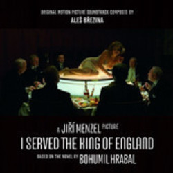I Served the King of England 声带 (Ales Brezina) - CD封面