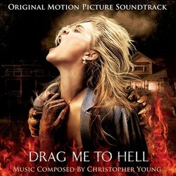 Drag Me to Hell Soundtrack (Christopher Young) - CD cover