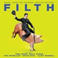 Filth Soundtrack (Various Artists, Clint Mansell) - CD-Cover