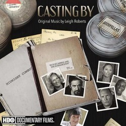 Casting by Soundtrack (Leigh Roberts) - CD cover