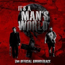 It's a Man's World Soundtrack (Dan Van Werkhoven) - CD cover