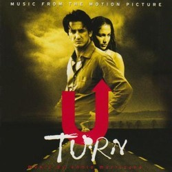 U Turn Soundtrack (Various Artists, Ennio Morricone) - CD cover