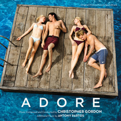 Adore Soundtrack (Christopher Gordon, Antony Partos) - CD cover