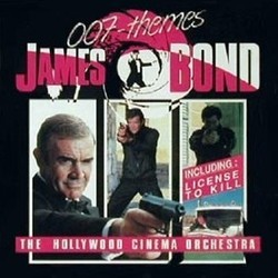 007 - Themes 聲帶 (Various Artists) - CD封面