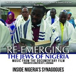 Inside Nigeria's Synagogues Soundtrack (Various Artists) - CD cover