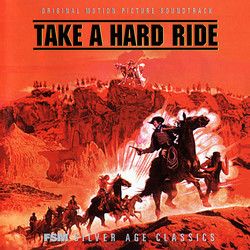 Take a Hard Ride Soundtrack (Jerry Goldsmith) - CD cover