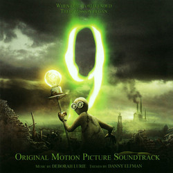 9 Soundtrack (Danny Elfman, Deborah Lurie) - Car�tula