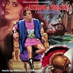 L'Assedio di Siracusa Soundtrack (Angelo Francesco Lavagnino) - CD-Cover