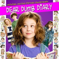 Dear Dumb Diary Soundtrack (Steven Argila) - CD cover