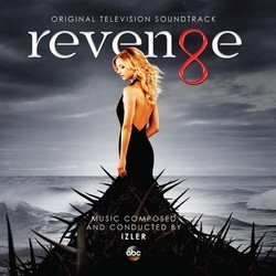 Revenge Soundtrack ( iZLER) - CD cover