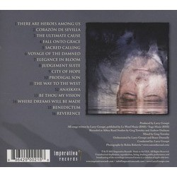 Larry Group�: Dream Cinema Soundtrack (Larry Group�) - CD Back cover