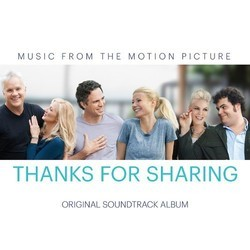 Thanks for Sharing Soundtrack (Various Artists, Christopher Lennertz) - CD cover