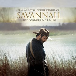 Savannah Soundtrack (Gil Talmi) - CD cover