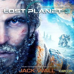 Lost Planet 3 Soundtrack (Jack Wall) - CD cover