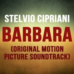 Barbara Soundtrack (Stelvio Cipriani) - CD cover