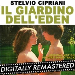 Il Giardino dell'Eden Soundtrack (Stelvio Cipriani) - CD cover