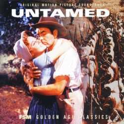 Untamed Soundtrack (Franz Waxman) - Car�tula