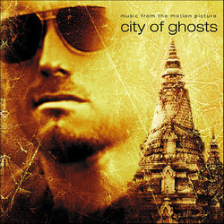 City of Ghosts Soundtrack (Tyler Bates) - CD cover