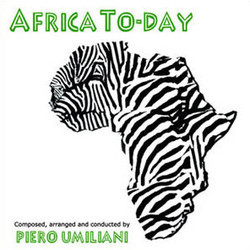 Africa To-Day Soundtrack (Piero Umiliani) - CD cover