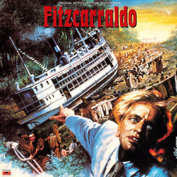 Fitzcarraldo Soundtrack (Popol Vuh) - CD cover