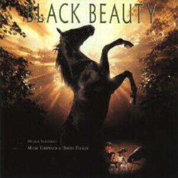 Black Beauty Soundtrack  (Danny Elfman) - CD cover