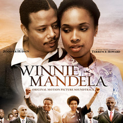 Winnie Mandela Soundtrack (Various Artists, Laurent Eyquem) - CD cover