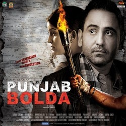 Punjab Bolda Soundtrack (Prience Ghuman) - CD cover