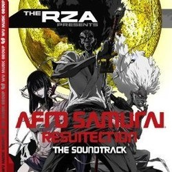 Afro Samurai: Resurrection Soundtrack (Various Artists) - CD cover