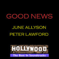 Good News Soundtrack (B.G.DeSylva , Lew Brown, Original Cast, Ray Henderson) - CD cover