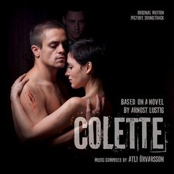 Colette Soundtrack (Atli �rvarsson) - CD cover