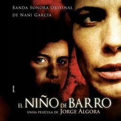 El Niño de Barro Soundtrack (Nani García) - CD cover