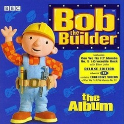 Bob the Builder Soundtrack (Paul K. Joyce) - CD cover