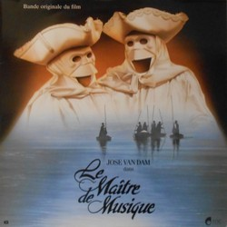 Le Maître de Musique Soundtrack (Various Artists) - CD cover
