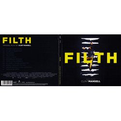 Filth Colonna sonora (Clint Mansell) - Copertina posteriore CD