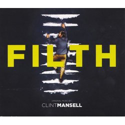 Filth Colonna sonora (Clint Mansell) - Copertina del CD