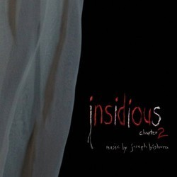 Insidious Chapter 2 Soundtrack (Joseph Bishara) - CD cover