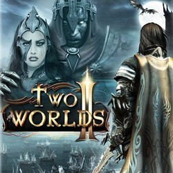 Two Worlds II Soundtrack (Borislav Slavov, Victor Stoyanov) - CD cover