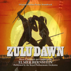 Zulu Dawn Soundtrack (Elmer Bernstein) - CD cover