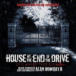 House at the End of the Drive Soundtrack (Alan Howarth) - CD cover