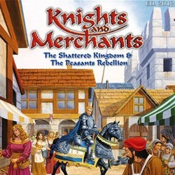 The Shattered Kingdom & the Peasants Rebellion Soundtrack (Various Artists) - CD cover