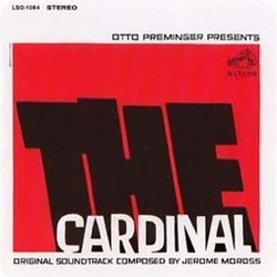 The Cardinal 声带 (Jerome Moross) - CD封面
