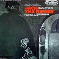Jack the Ripper Soundtrack (Stanley Black) - CD-Cover