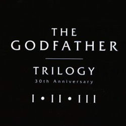 The Godfather Trilogy 声带 (Carmine Coppola, Nino Rota) - CD封面