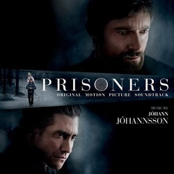 Prisoners Soundtrack (J�hann J�hannsson) - CD cover