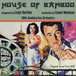 House of Bamboo Soundtrack (Leigh Harline) - CD cover