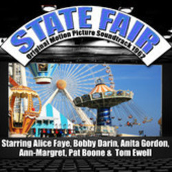 State Fair Soundtrack (Original Cast, Oscar Hammerstein, Richard Rodgers) - CD cover