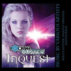 Rogue Hunter: Inquest Soundtrack (Various Artists) - CD cover