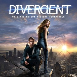 Divergent Soundtrack (Various Artists) - CD cover